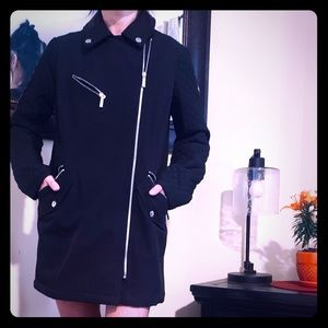 Michael Kors Tailored Trench Coat